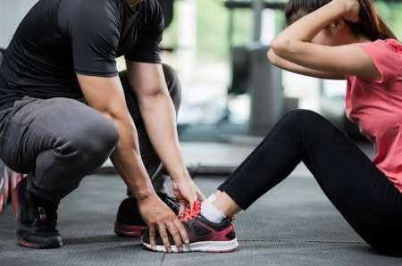 Cherche une partenaire d'activité physique